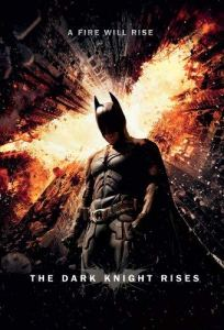 Picture of Dark Knight Rises Movie Poster